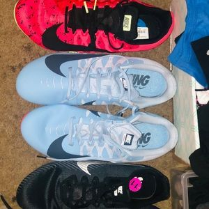 3 pairs brand new Nike cleats